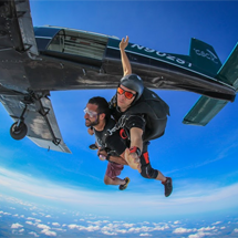 Skydive near Chicago