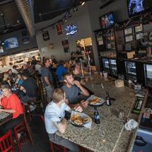 Eat at Flight Deck Bar & Grill