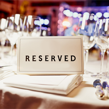 Private Events at CSC