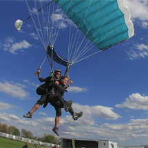 Observe Skydives at CSC