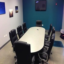 Conference Rooms Available at CSC