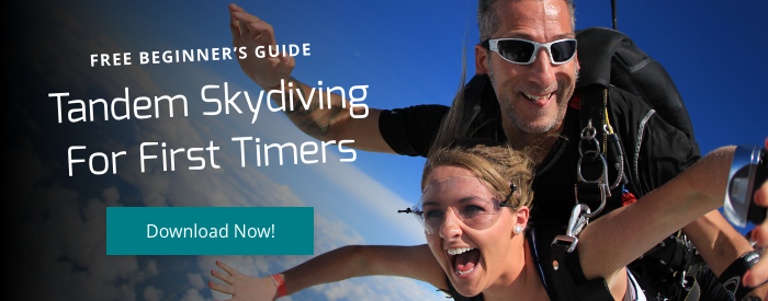 Tandem Skydiving Guide & FAQ   Chicagoland Skydiving Center