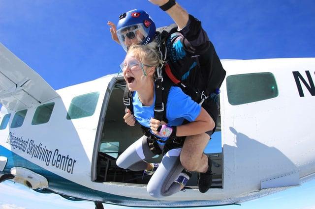 Tandem Exit Cessna Caravan CSC