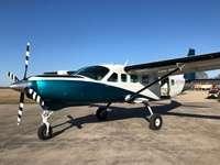 Cessna Grand Caravan Honeywell Garrett