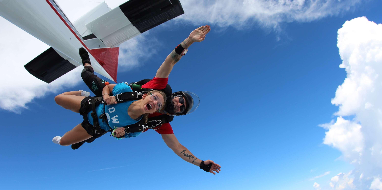 Skydive Blog | Chicagoland Skydiving Center