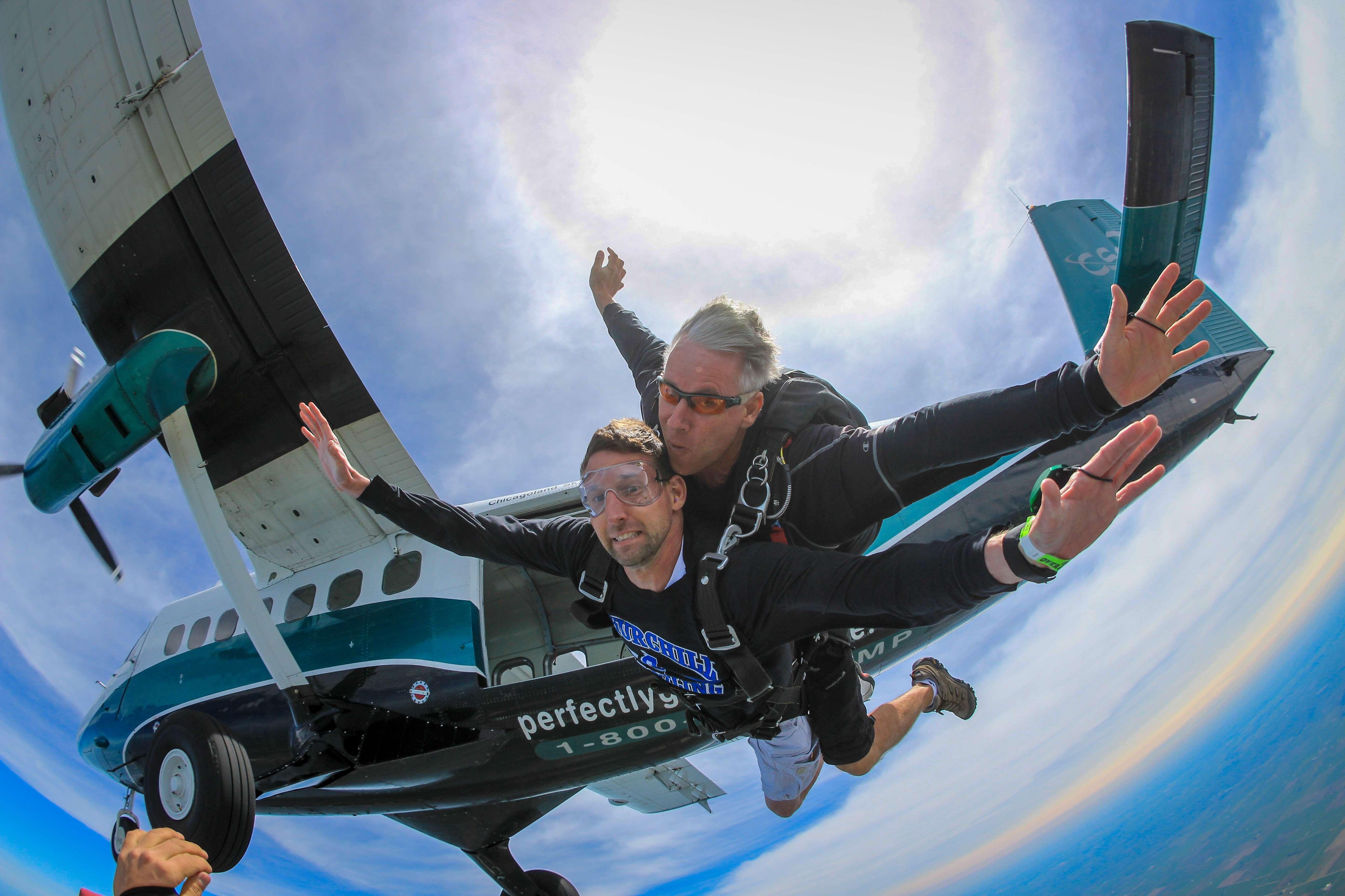 Tandem Skydiving: The Worst Marketing Gimmicks